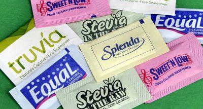 انواع شیرین کننده های مصنوعی