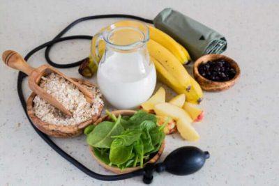 رژیم غذایی برای متوقف کردن فشار خون DASH