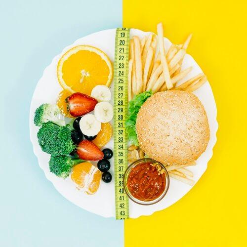 رژیم رایگان 1600 کیلو کالری 21 روزه (سه هفته ای) کاهش وزن با دستور پخت غذاهای رژیمی