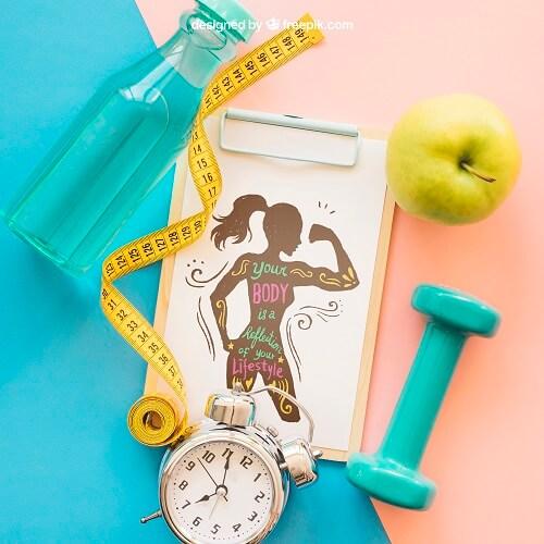رژیم رایگان 1300 کیلو کالری 7 روزه (یک هفته ای) کاهش وزن